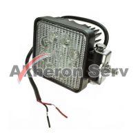 Lampa de lucru patrat cu LED - AKD6