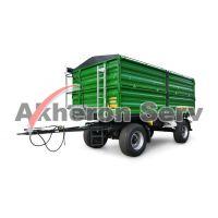 Remorcă agricolă Zaslaw 14 t XL - model 373BA-14 XL
