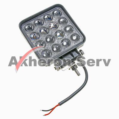Lampa de lucru cu leduri patrat AKD52/1