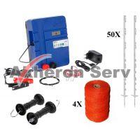 Set complet gard electric - kitgard4