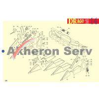 Kit melc lateral stanga - DR 14950/B