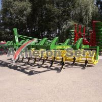 Cultivator greu de camp John Deere 4 m - second hand - Grubber