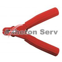 Cleste curent baterie rosu (+) - 50752289644