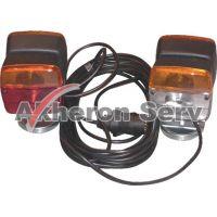 Set lampi lumini stopuri fata-spate - 1212082