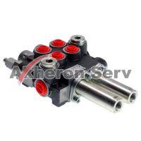 Distribuitor hidraulic monobloc 02P40 AK44/K - AK44/K